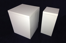 Temporary Cremation Containers